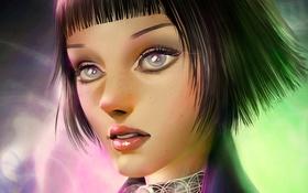 Обои лицо, girl, Elizabeth, BioShock Infinite