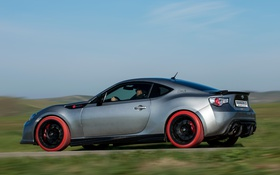 Обои Marangoni, Toyota, speed, car, Eco Explorer, GT86-R