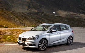 Обои бмв, BMW, 2015, 2-Series, F45, Active Tourer