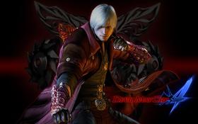 Обои Dante, Devil, May, Cry 4
