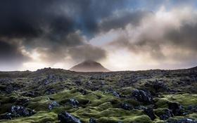 Обои природа, Iceland, Southern Peninsula