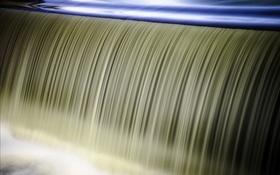 Обои выдержка, водопад, Greg Stevenson, длинная, вода, photographer, photo