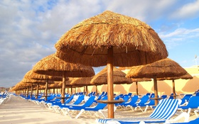 Обои песок, пляж, лето, природа, море
