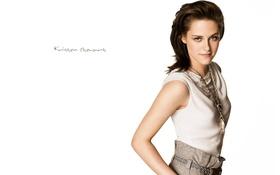 Картинка девушка, украшения, фон, актриса, Kristen Stewart, Кристен Стюарт
