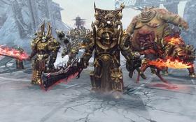 Картинка Dawn of War, Warhammer 40K, Chaos Space Marines