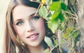 Картинка взгляд, улыбка, Marta Segovia