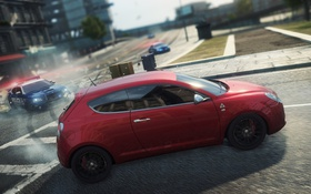 Обои NFS, 2012, Need for speed, Most wanted, Alfa Romeo MiTo