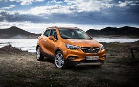 Обои Opel, опель, кроссовер, Mokka, мокка