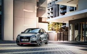 Обои Audi, ауди, Sportback, TFSI, AU-spec, 2015