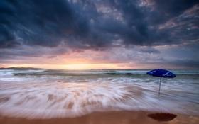 Обои ocean, australia, Cronulla Beach