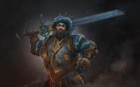 Картинка Valve, Dota 2, Kunkka, Imported