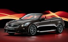 Обои IPL G37, кабриолет, Infiniti, концепт, Convertible, инфинити, Concept