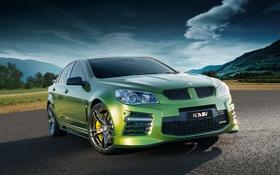 Обои 2015, Holden, Commodore, холден, HSV, GEN-F2