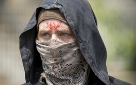 Обои Disguised, The Walking Dead, Wolf, Carol