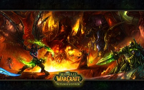 Обои эльф, игра, world of warcraft