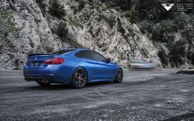 Обои 2015, coupe, vorsteiner, f32, bmw, бмв, 4-series