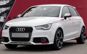 Обои car, Audi, ауди, тюнинг, передок, front, Sportback