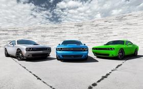 Обои Dodge, Challenger, '2006