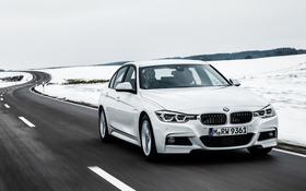 Картинка бмв, BMW, седан, F30, Sedan, 3-Series