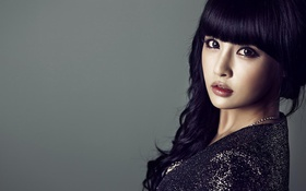Картинка девушка, музыка, азиатка, Южная Корея, Kpop, T-ARA, Boram