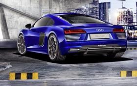 Обои Audi, ауди, concept, e-tron, 2015