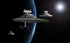 Обои starwar, aviation, flying