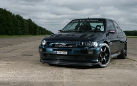 Обои авто, ford, Ford Escort RS Cosworth, escort, Ford Escort