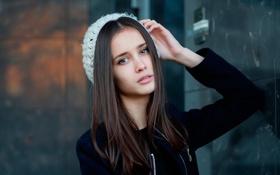Картинка шапочка, кареглазая, Eugeny Agashin