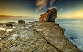 Обои небо, камни, Природа, nature