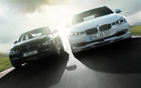 Обои F31, Alpina, 2013, F30, BMW, бмв, 3 Series