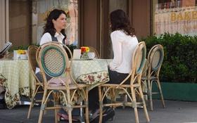 Обои Алексис Бледел, Рори Гилмор, Лорен Грэм, актрисы, Старз Холлоу, Лорелай Гилмор, Девочки Гилмор