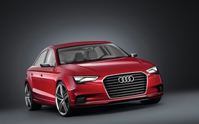 Обои Audi, Sedan, Concept, ауди, седан