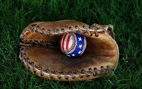 Картинка спорт, мяч, basebal