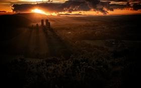 Обои солнце, облака, фотограф, photography, photographer, Lies Thru a Lens