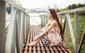 Картинка девушка, Model, Quyen