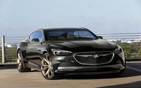 Обои Concept, концепт, Buick, бьюик, ависта, Avista