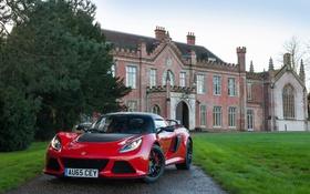 Обои купе, Lotus, лотус, Coupe, Exige, Sport, эксидж