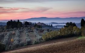 Обои landscape, Tuscan, Dreamland
