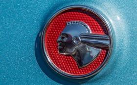 Обои 1953, Pontiac, эмблема, Chieftain