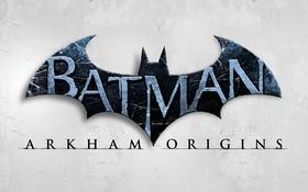 Картинка Logo, Бэтаранг, Batman Arkham Origins