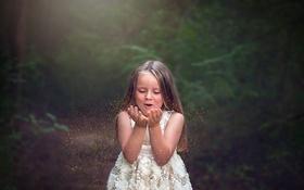 Картинка платье, девочка, Glitter, Julia Altork