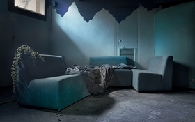 Картинка комната, мебель, окно