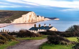 Обои Coast, Sussex, Heritage