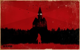 Картинка the evil within, Sebastian Castellanos, asylum, хоррор, games, horror, игры