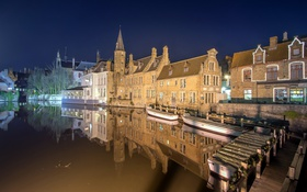 Картинка Europe, Belgium, Bruge