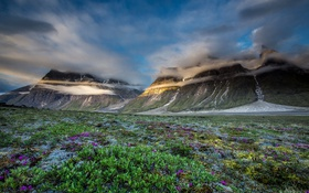 Картинка Canada, Collision of Dreams, Baffin Island