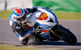 Обои sport, motorcycle, racing