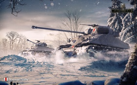 Обои Sherman Firefly, Средние Танки, Wargaming Net, Мир Танков, World of Tanks, WoT, Танки