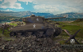 Обои танк, танки, WoT, Мир танков, tank, World of Tanks, tanks
