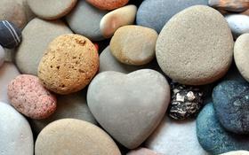 Картинка макро, камни, форма